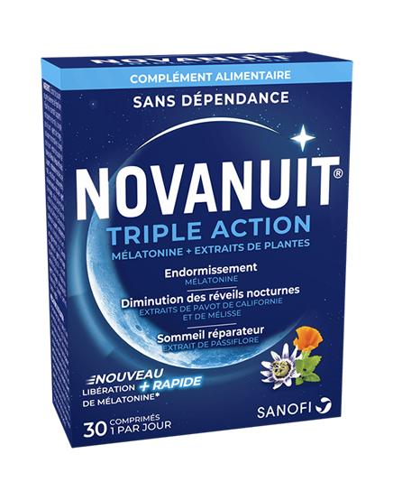 image Novanuit® Triple Action