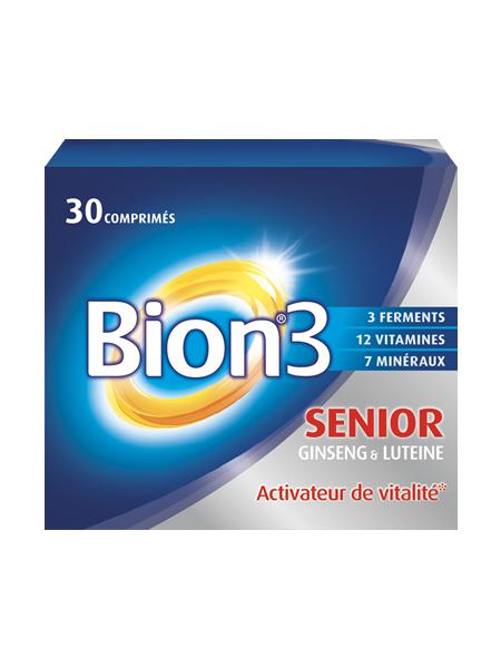 image BION 3 SENIORS 30 comprimés 0.0