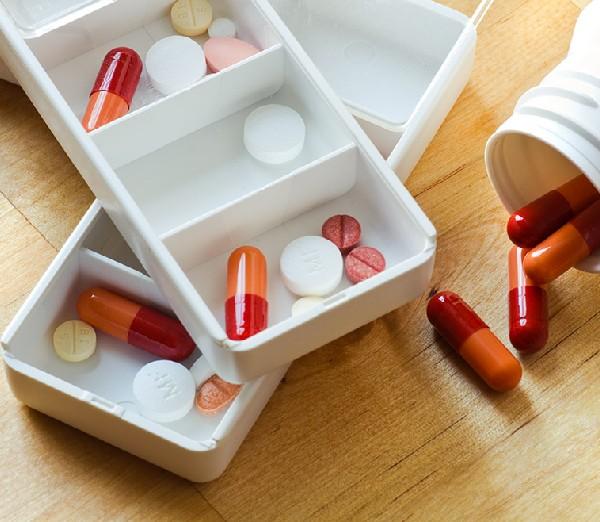 Préparation de piluliers